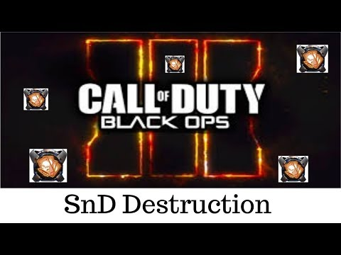 Call of duty Black ops 3- SnD Destruction #1 Clutch And Ace