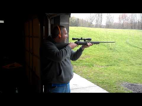Jeff Shoots The Ruger American 30-06