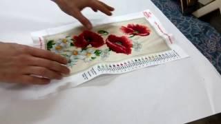 Как правильно измерить вышивку нитками, бисером(Багетная мастерская Виртуоз делится секретами о том, как правильно измерить вышивку нитками, вышивку бисер..., 2017-03-04T09:00:18.000Z)