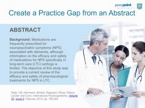 Educational Planning for CME Accreditation