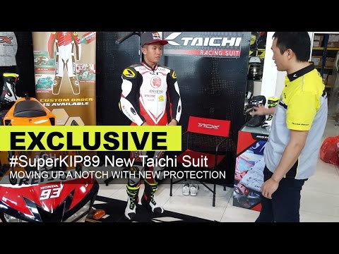 Khairul Idham Pawi aka Superkip89 New RS Taichi Suit