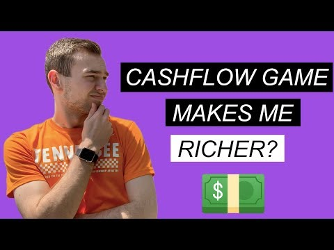 How I Became Smarter By Playing The CashFlow Game