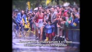 El último kilómetro y la meta de la Behobia-San Sebastián