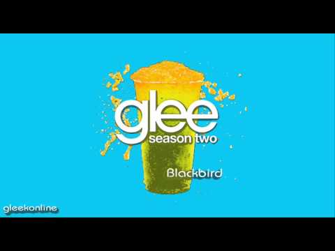 Glee Cast - Blackbird (HQ)
