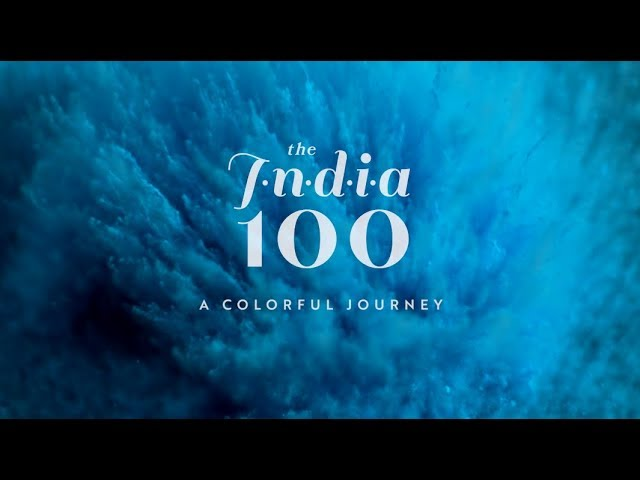 A Colorful Journey | The India 100
