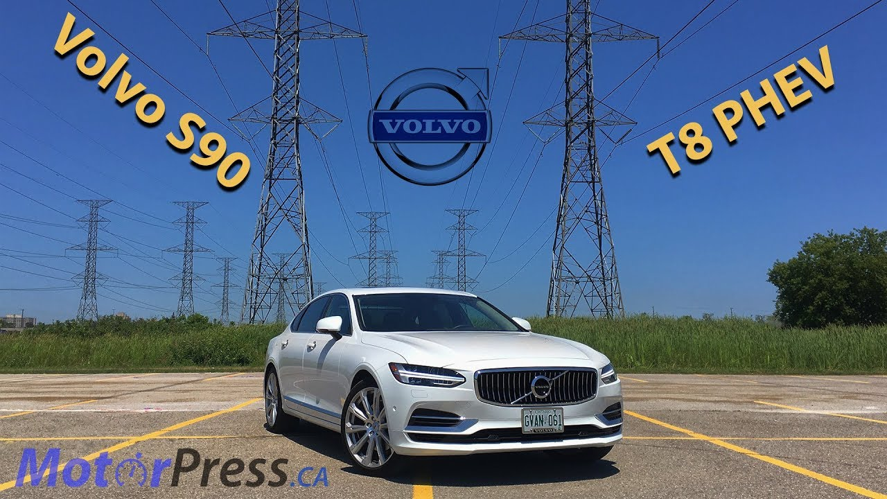 2018 Volvo S90 T8 Phev Awd Review