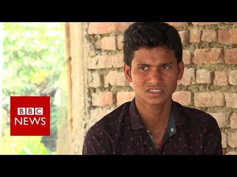 India's 'abducted grooms'- BBC News