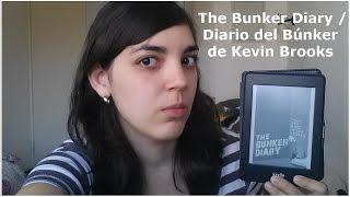Reseña The Bunker Diary / Diario del Búnker de Kevin Brooks