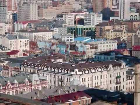 Владивосток - город мира   Vladivostok is the city of MIR
