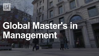 Global Master's in Management