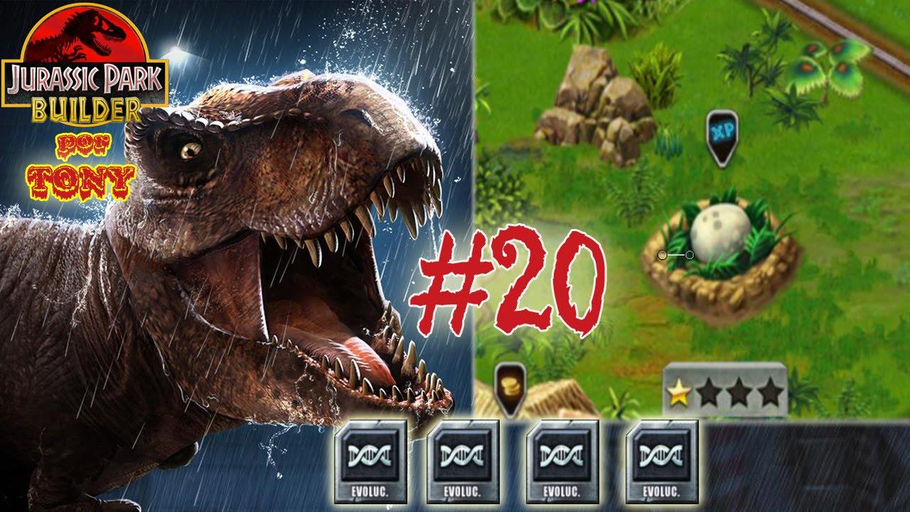 """Jurassic Park Builder """"Cap. 20 - Evolucionando ..."""