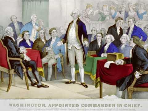 Revolutionary War Part 3- The Second Continental Congress