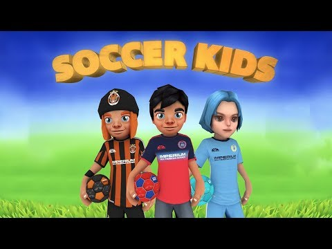 Soccer Kids (by Imperium Multimedia Games) Android Gameplay [HD]