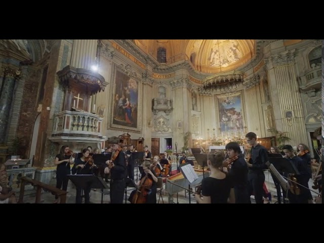 04 DHS Baroque Ensemble Europe Tour 2017 Vivaldi  Violin Concerto RV 208