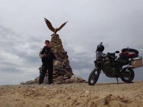 EP10-Kazakhstan 1st entry (part 2) Motorcycle Adventure
