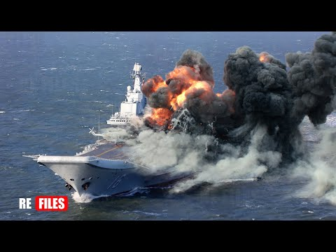 Brutal Attack, US Army Fired 7 Rockets Missiles Targeting China Navy Near SCS