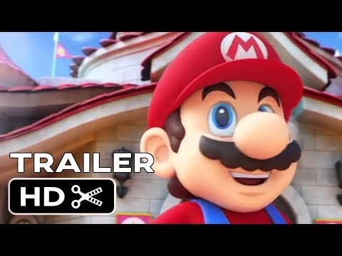 Super Mario Bros.: The Movie  (2019) Concept Teaser Trailer #1 - Illumination Animated Kids Movie