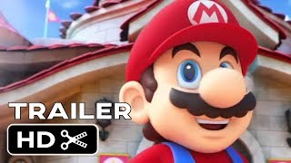 vuclip Super Mario Bros.: The Movie  (2019) Concept Teaser Trailer #1 - Illumination Animated Kids Movie