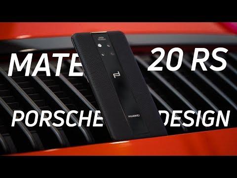 Porsche Design Huawei Mate 20 RS: The $2,000 Phone