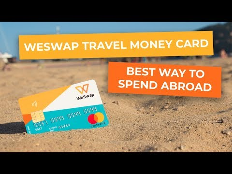 WeSwap - Travel Money Card - Apps on Google Play