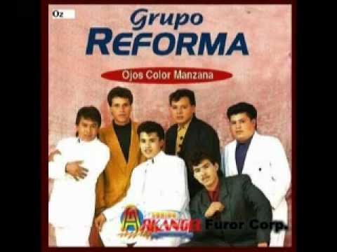 Grupo reforma mi gran amor audio youtube for Mi reforma