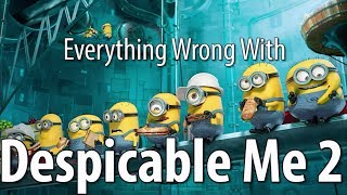 Everything Wrong With Despicable Me 2 In 16 Minutes Or Less