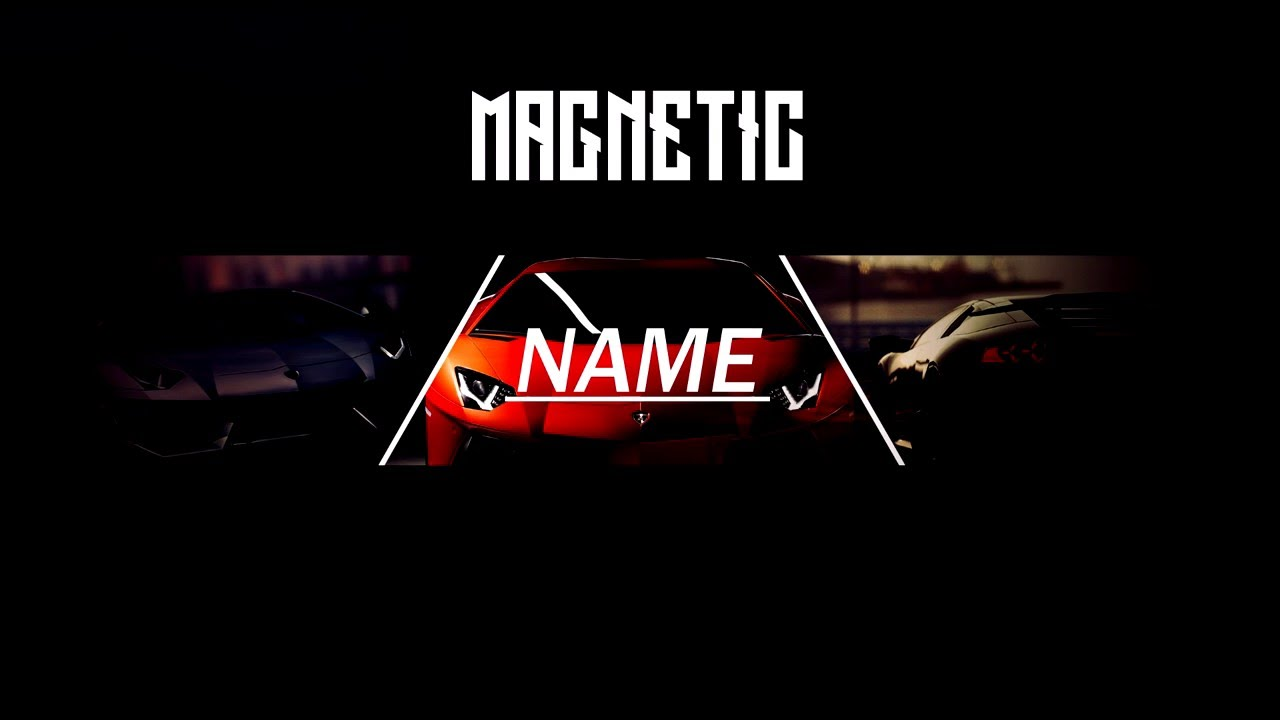 ▻Template [CAR BANNER] Download 5 Likes - YouTube
