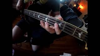 Before The Water Gets Too High - Parquet Courts Bass Cover