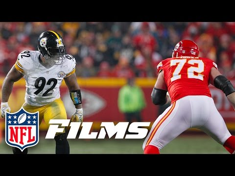 James Harrison Powers Steelers Past Chiefs (AFC Divisional Round) | NFL Turning Point