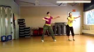 Latin Dance Fitness Class 4