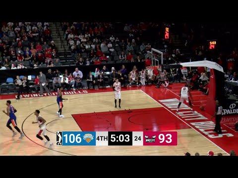 Xavier Rathan-Mayes (21 points) Game Highlights vs. Windy City Bulls