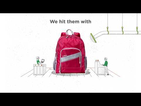 Backpack Testing | L.L.Bean