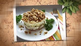 """Готовим салат """"Принц"""" Вкусный рецепт. Приготовь себе Сам. Пробуем и наслаждаемся"""