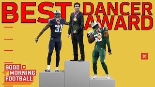 The NFL's Best Dance of the 2017 Season | NFL Rush