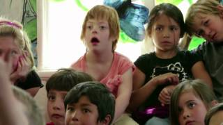 K/1st Grade Child with Down Syndrome