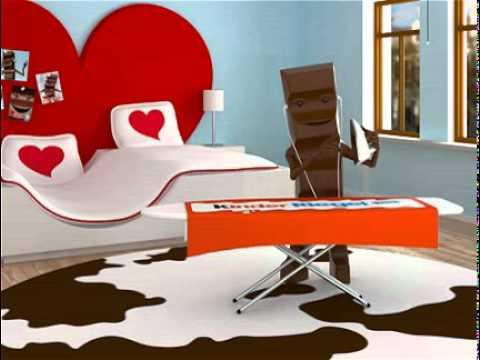 kinder riegel happy together werbung 2011 doovi. Black Bedroom Furniture Sets. Home Design Ideas