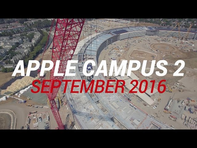Apple's Campus 2 gets some green with solar/fuel cells
