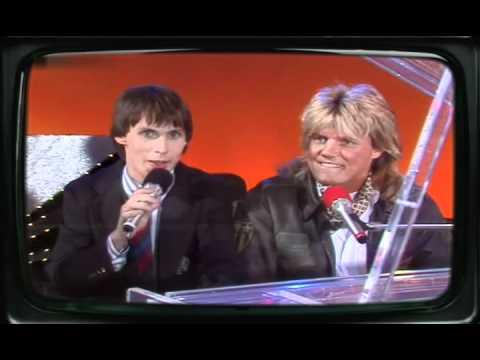 Dieter Bohlen & Thomas Anders zum Ende von Modern Talking 1987