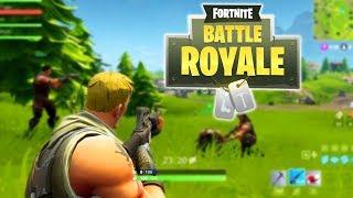 FUNNY MOMENTS - Fortnite: Battle Royale [German/HD]