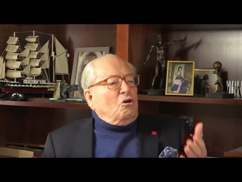 Journal de bord de Jean-Marie Le Pen n°470