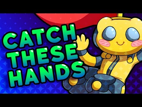 Catch These Hands【Overwatch】