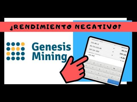 NUEVOS Contratos Para MINAR Criptomonedas En GENESIS MINING [ ¿Son Rentables En 2019? ]