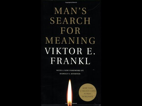 """MMH Podcast Episode 1: """"Man's Search for Meaning"""" by Viktor E. Frankl"""