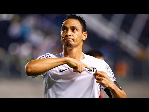 Santos 3 x 1 Chapecoense | GOLS | Brasileirão (03/09/15)