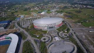 DJI Freelance.ph - Philippine Arena 2