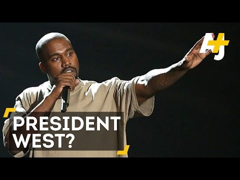 DJ Bee - KANYE WEST: 2024 Presidential Run Not a Joke(to him but to me yes) #dablock