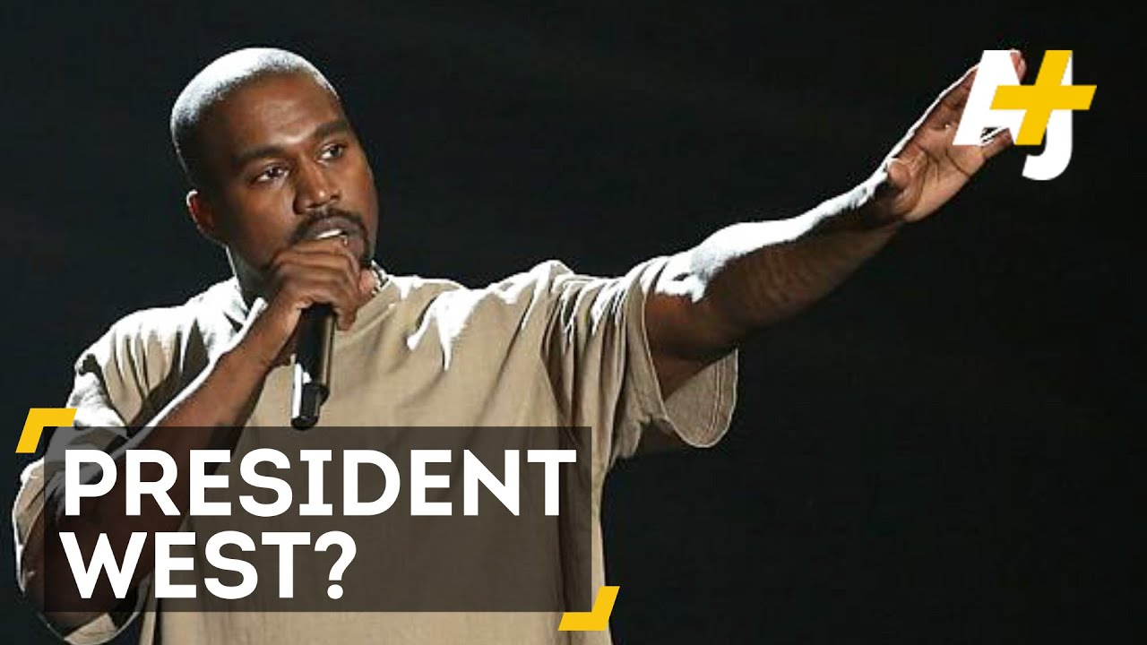Kanye President 2020