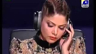 Mahwish Maqsood Pakistan idol Episode 19 by Geo Entertainment