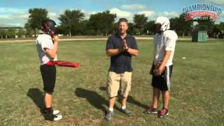 Youth Football Fundamentals: Tackling Techniques