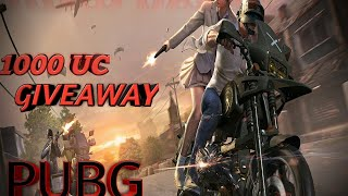 #PUBGMOBILE RUSH GAMEPLAY 1k UC GIVE AWAY PAYTM ON SCREEN | HIND DYNO